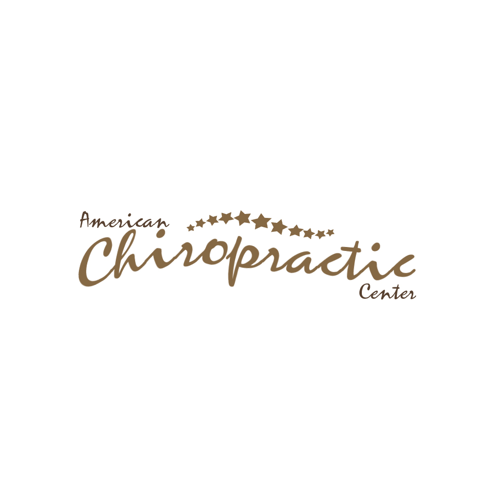 Logo Design by omARTist - Entry No. 253 in the Logo Design Contest Logo Design for American Chiropractic Center.