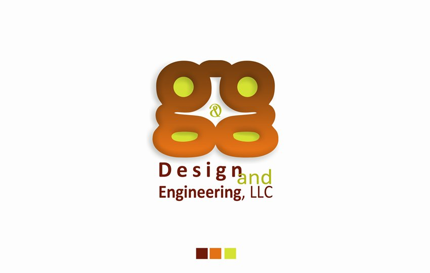 Logo Design by Respati Himawan - Entry No. 1 in the Logo Design Contest Creative Logo Design for G&G Design and Engineering, LLC.