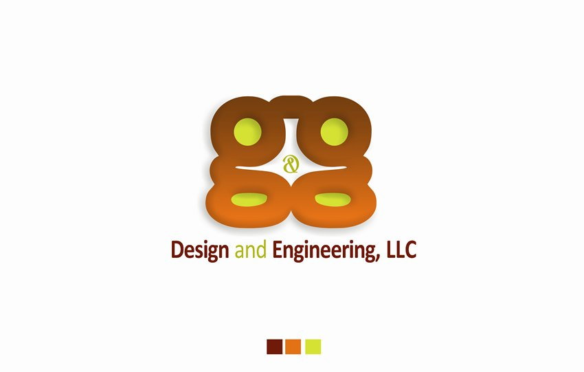 Logo Design by Respati Himawan - Entry No. 2 in the Logo Design Contest Creative Logo Design for G&G Design and Engineering, LLC.