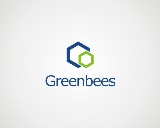 Logo Design by OriQ - Entry No. 206 in the Logo Design Contest Greenbees Logo Design.