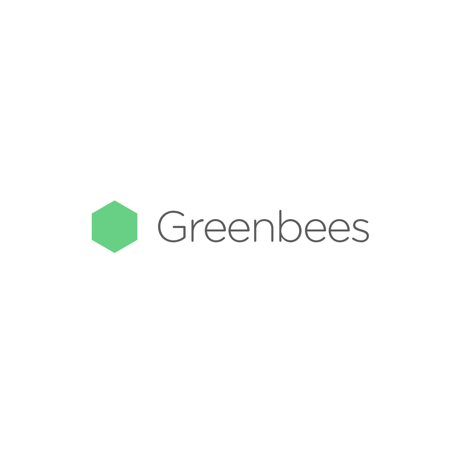 Logo Design by MikeKondrat - Entry No. 209 in the Logo Design Contest Greenbees Logo Design.