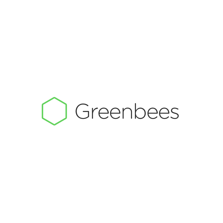 Logo Design by MikeKondrat - Entry No. 210 in the Logo Design Contest Greenbees Logo Design.