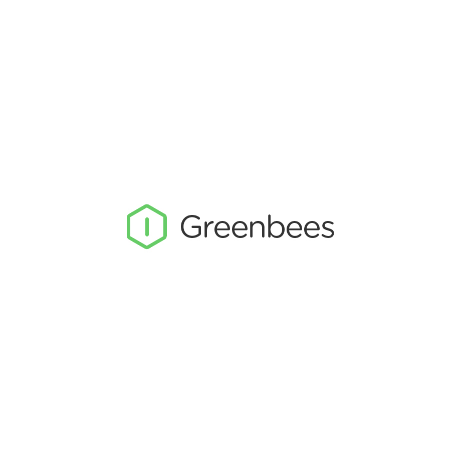 Logo Design by MikeKondrat - Entry No. 211 in the Logo Design Contest Greenbees Logo Design.