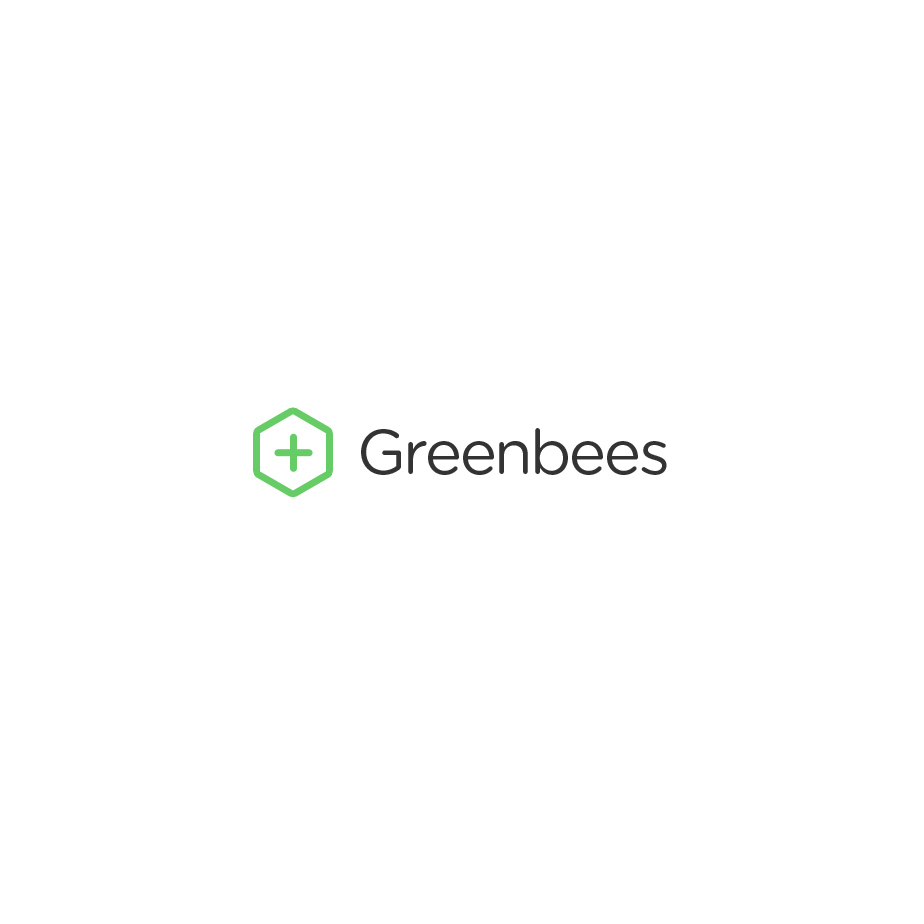 Logo Design by MikeKondrat - Entry No. 212 in the Logo Design Contest Greenbees Logo Design.