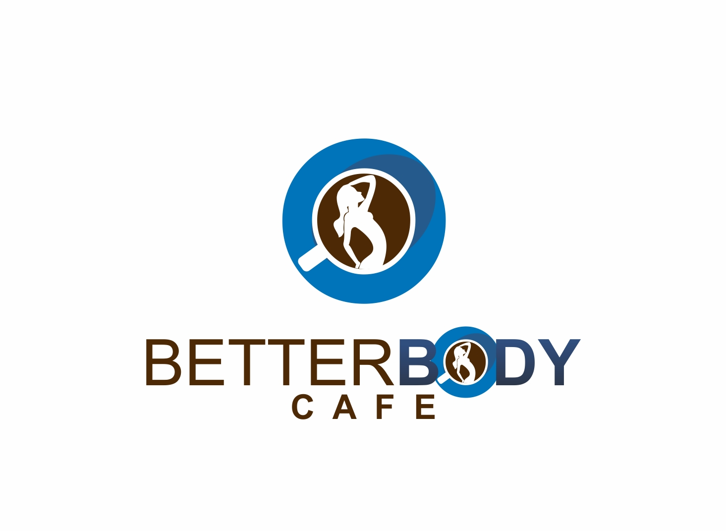 Logo Design by Zdravko Krulj - Entry No. 67 in the Logo Design Contest New Logo Design for Better Body Cafe.