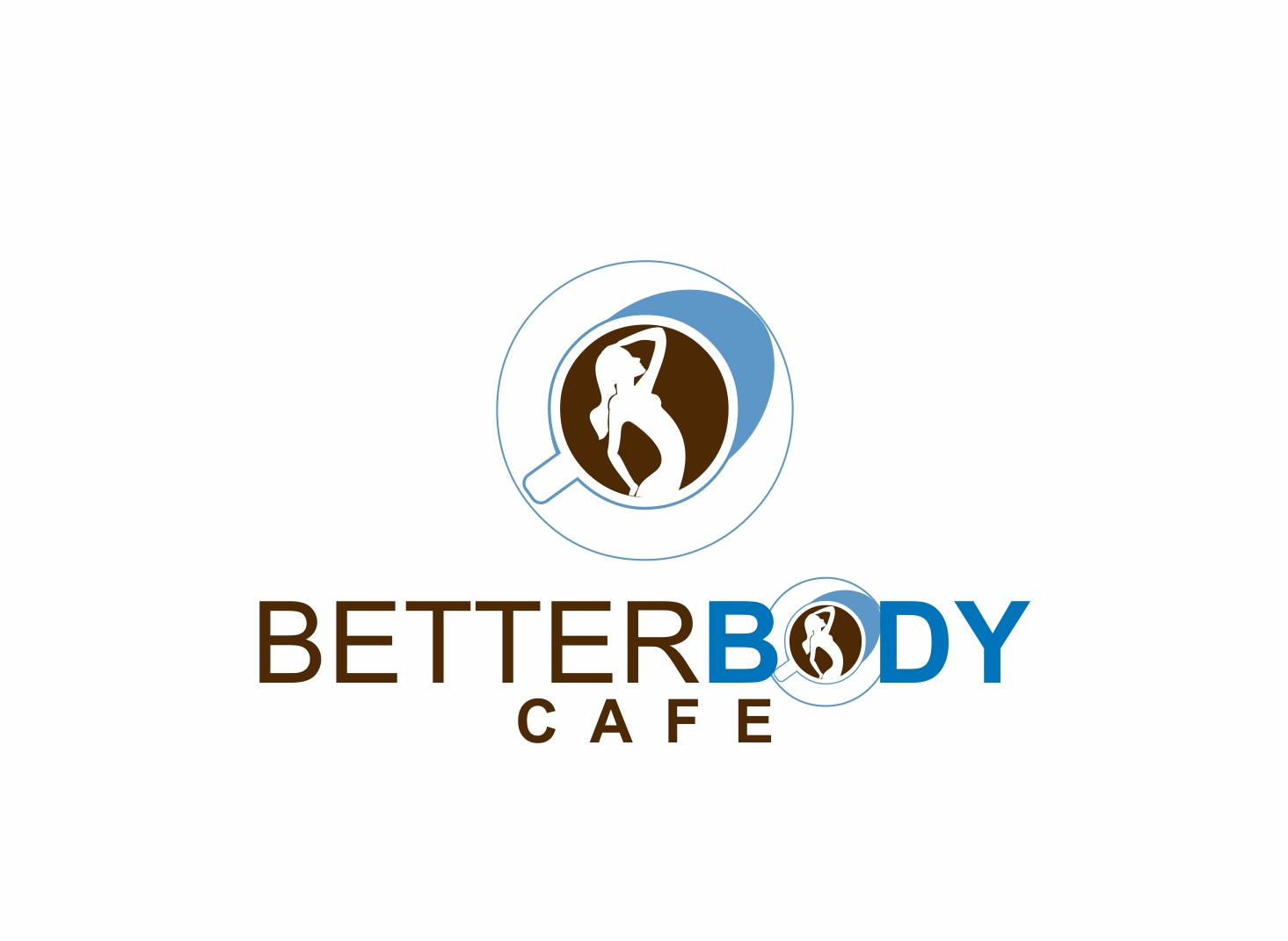 Logo Design by Zdravko Krulj - Entry No. 68 in the Logo Design Contest New Logo Design for Better Body Cafe.