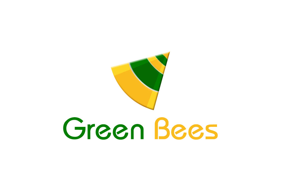 Logo Design by Private User - Entry No. 214 in the Logo Design Contest Greenbees Logo Design.