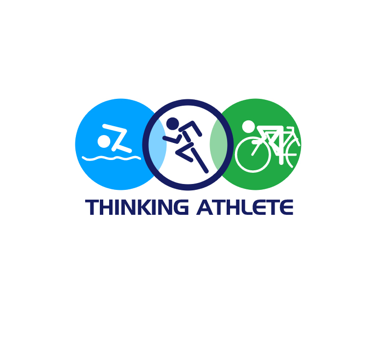 Logo Design by elmd - Entry No. 4 in the Logo Design Contest Thinking Athlete Logo Design.