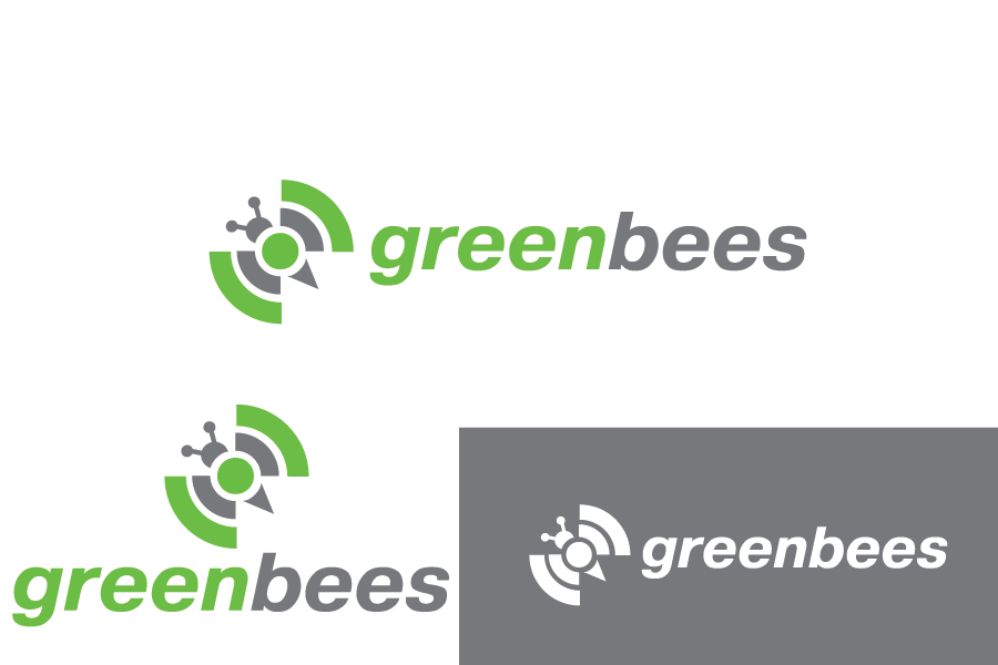 Logo Design by Private User - Entry No. 236 in the Logo Design Contest Greenbees Logo Design.