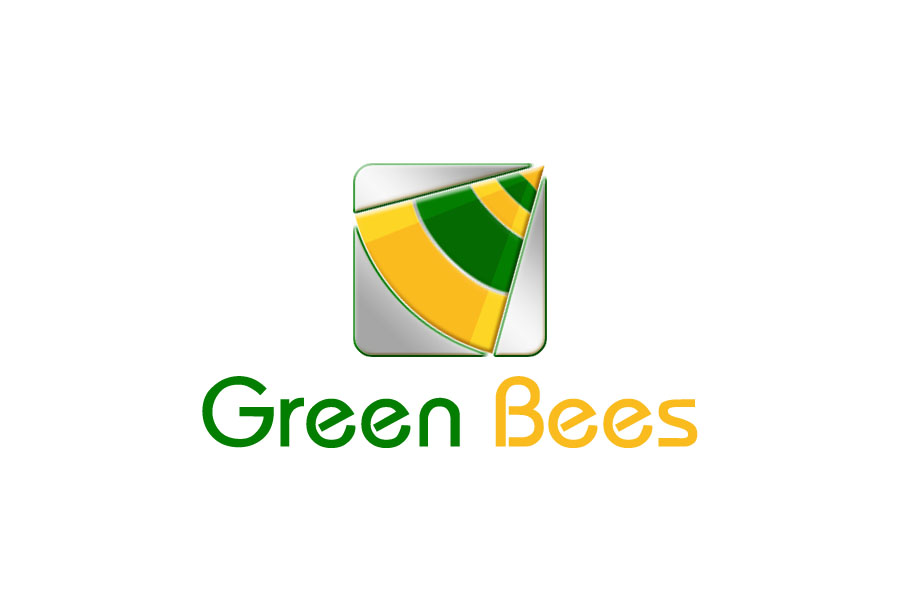 Logo Design by Private User - Entry No. 239 in the Logo Design Contest Greenbees Logo Design.
