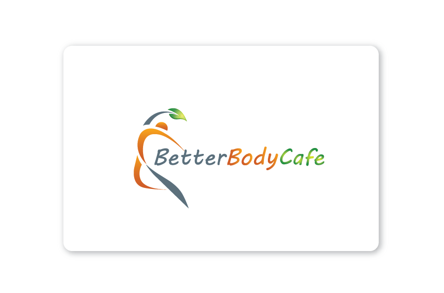 Logo Design by Private User - Entry No. 73 in the Logo Design Contest New Logo Design for Better Body Cafe.