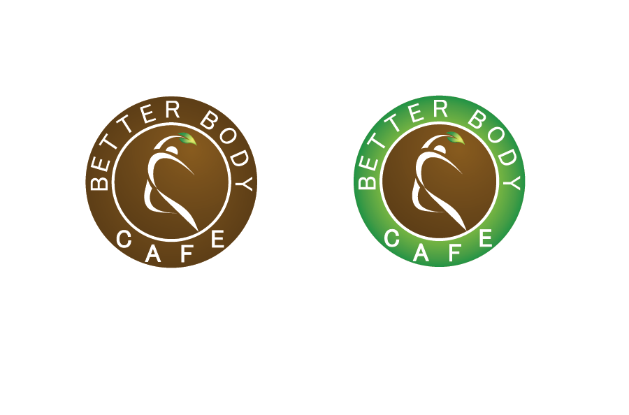 Logo Design by Private User - Entry No. 74 in the Logo Design Contest New Logo Design for Better Body Cafe.