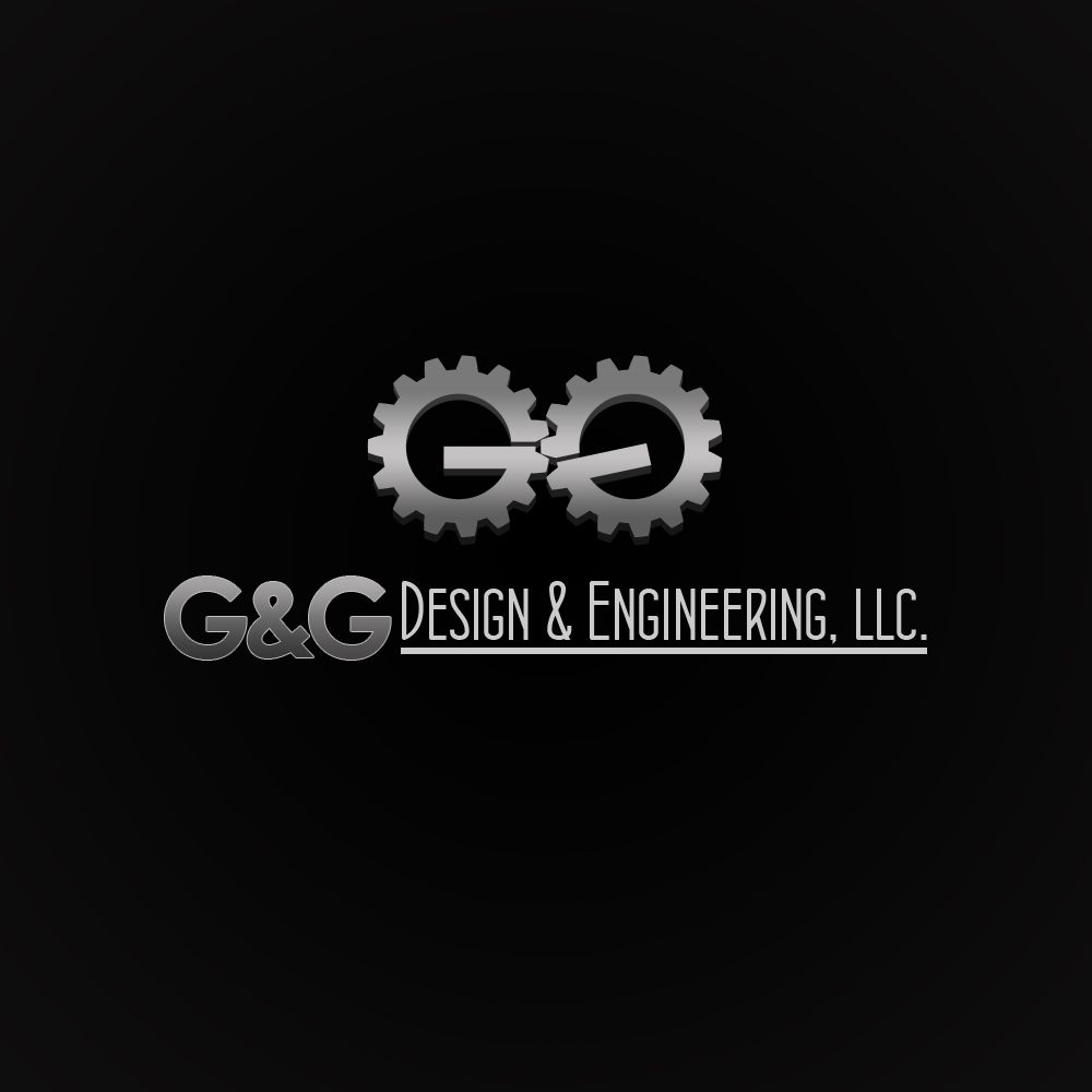 Logo Design by omARTist - Entry No. 3 in the Logo Design Contest Creative Logo Design for G&G Design and Engineering, LLC.