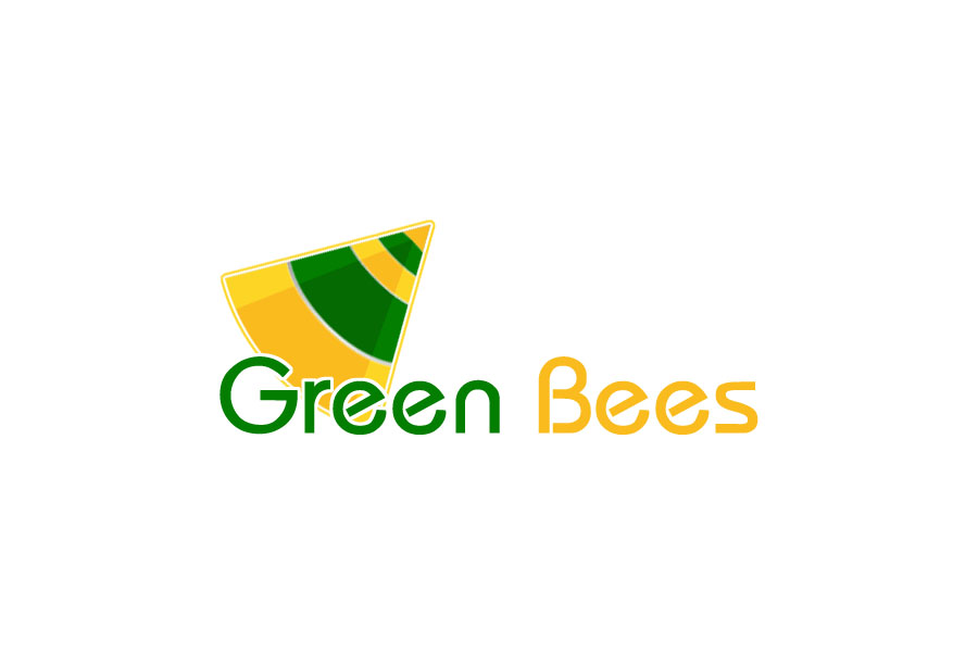 Logo Design by Private User - Entry No. 240 in the Logo Design Contest Greenbees Logo Design.