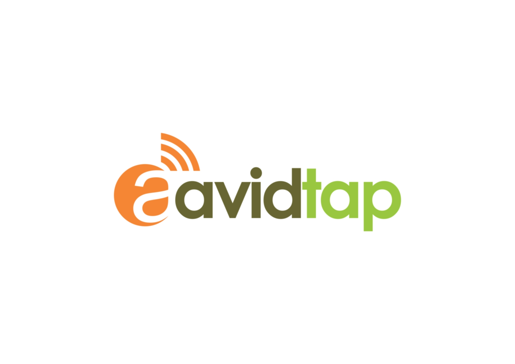 Logo Design by Private User - Entry No. 41 in the Logo Design Contest Imaginative Logo Design for AvidTap.