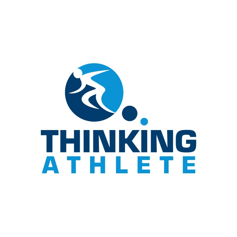 Logo Design by untung - Entry No. 6 in the Logo Design Contest Thinking Athlete Logo Design.