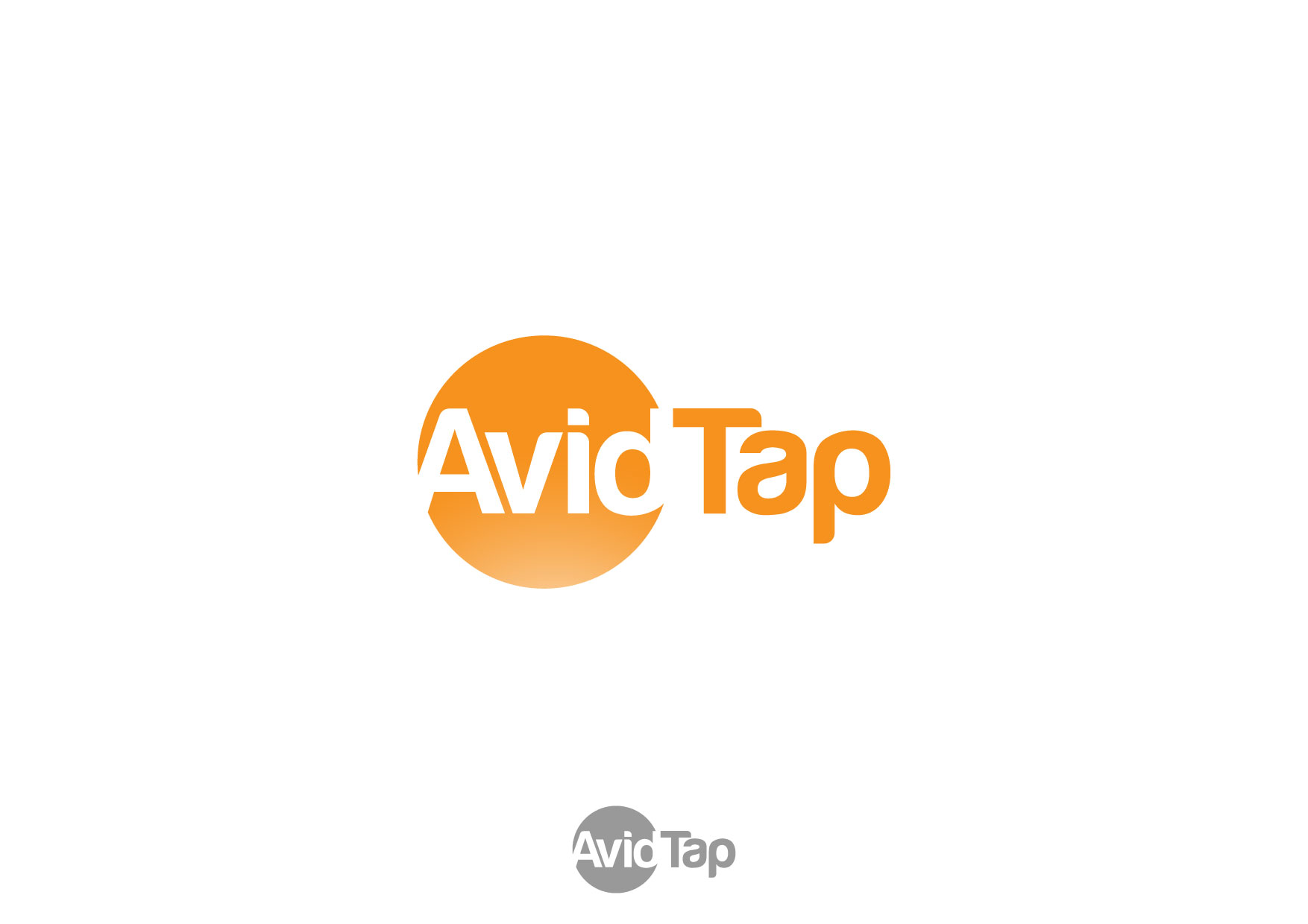 Logo Design by Nurgalih Destianto - Entry No. 44 in the Logo Design Contest Imaginative Logo Design for AvidTap.