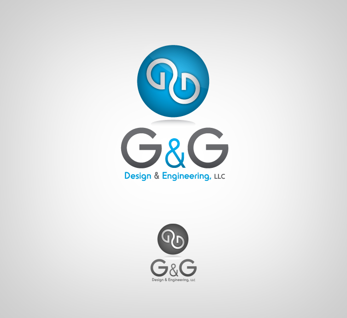 Logo Design by nausigeo - Entry No. 12 in the Logo Design Contest Creative Logo Design for G&G Design and Engineering, LLC.
