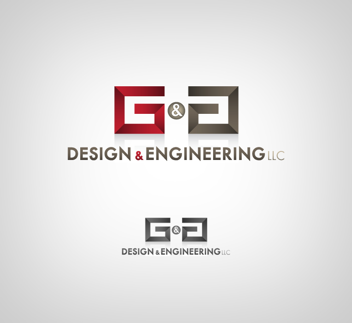 Logo Design by nausigeo - Entry No. 13 in the Logo Design Contest Creative Logo Design for G&G Design and Engineering, LLC.