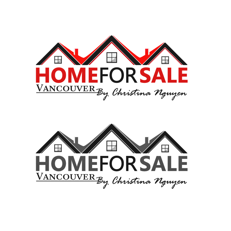 Logo Design by Dan Cristian - Entry No. 106 in the Logo Design Contest New Logo Design for HomeForSaleVancouver.