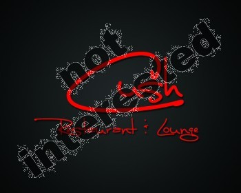Logo Design by YOiBE1 - Entry No. 65 in the Logo Design Contest Cush Restaurant & Lounge Ltd..