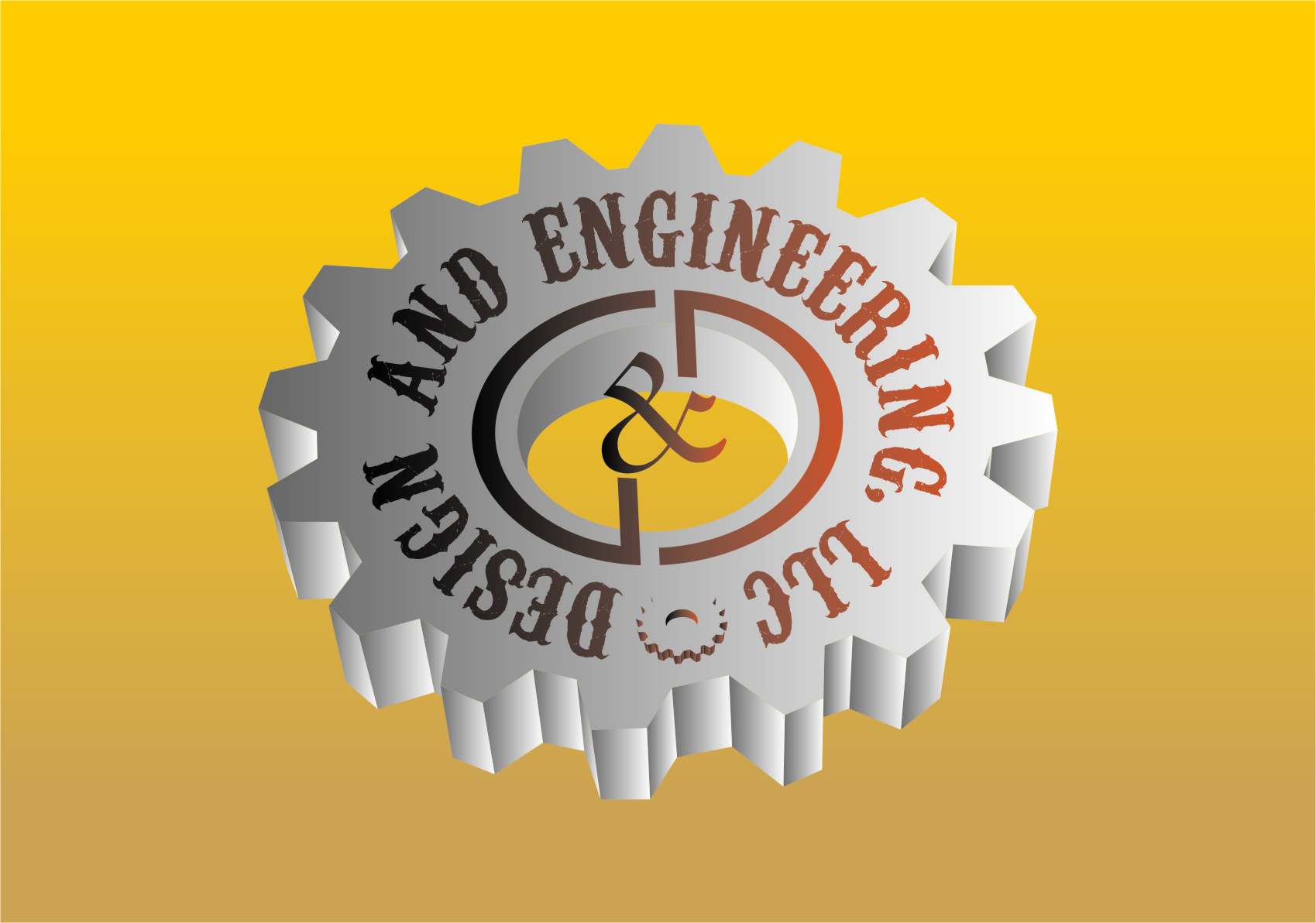 Logo Design by RasYa Muhammad Athaya - Entry No. 17 in the Logo Design Contest Creative Logo Design for G&G Design and Engineering, LLC.