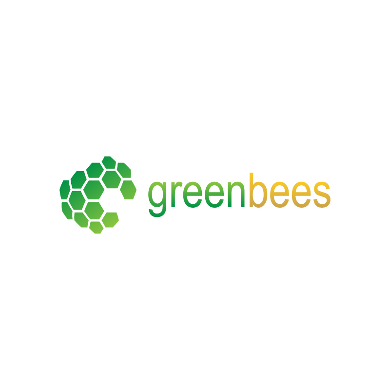 Logo Design by Subhodeep Roy - Entry No. 243 in the Logo Design Contest Greenbees Logo Design.