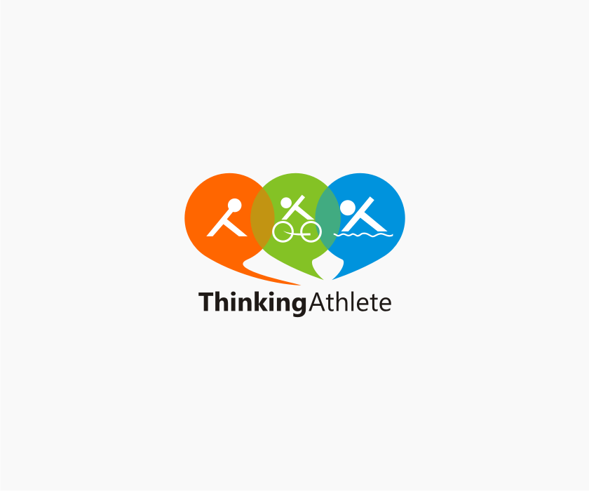 Logo Design by graphicleaf - Entry No. 11 in the Logo Design Contest Thinking Athlete Logo Design.