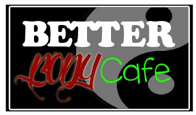 Logo Design by Israel Asok - Entry No. 86 in the Logo Design Contest New Logo Design for Better Body Cafe.