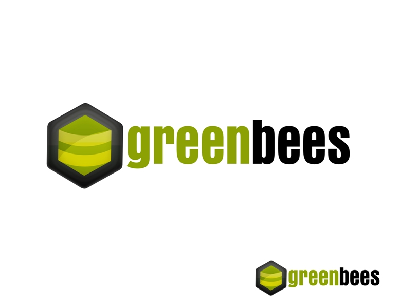 Logo Design by Juan_Kata - Entry No. 247 in the Logo Design Contest Greenbees Logo Design.