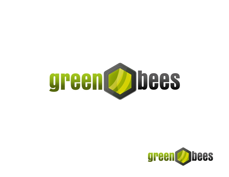 Logo Design by Juan_Kata - Entry No. 248 in the Logo Design Contest Greenbees Logo Design.