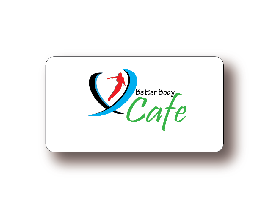 Logo Design by Jake Maco - Entry No. 92 in the Logo Design Contest New Logo Design for Better Body Cafe.