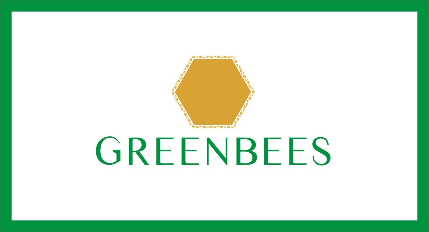 Logo Design by Crystal Desizns - Entry No. 250 in the Logo Design Contest Greenbees Logo Design.