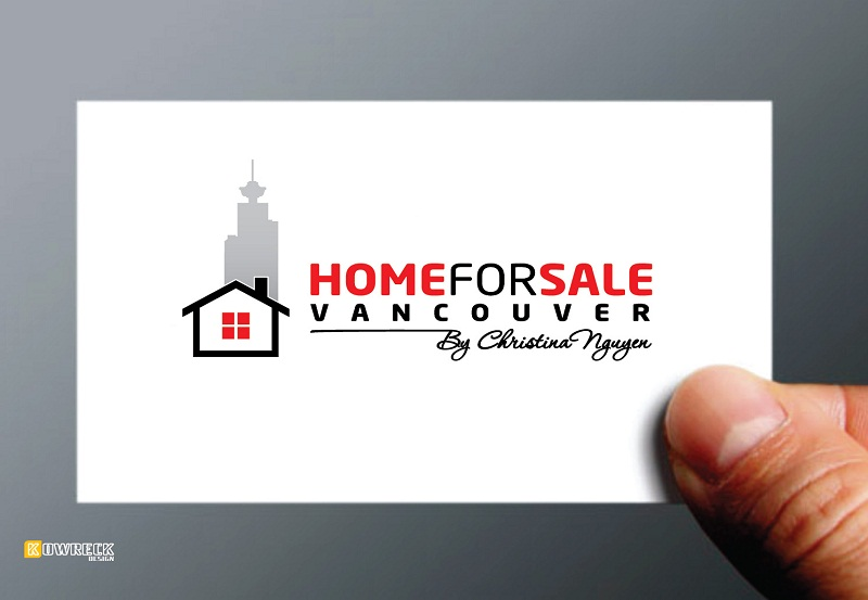 Logo Design by kowreck - Entry No. 114 in the Logo Design Contest New Logo Design for HomeForSaleVancouver.