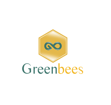 Logo Design by Crystal Desizns - Entry No. 252 in the Logo Design Contest Greenbees Logo Design.