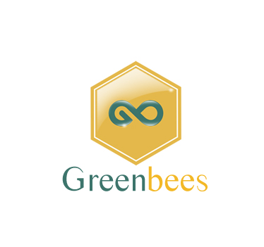 Logo Design by Crystal Desizns - Entry No. 253 in the Logo Design Contest Greenbees Logo Design.