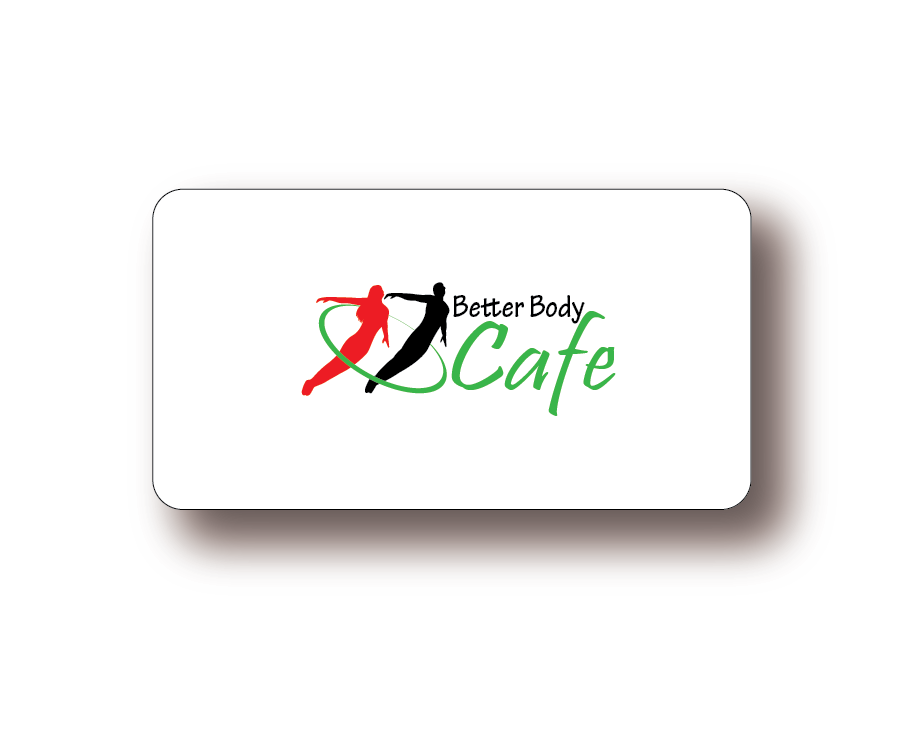Logo Design by Jake Maco - Entry No. 93 in the Logo Design Contest New Logo Design for Better Body Cafe.