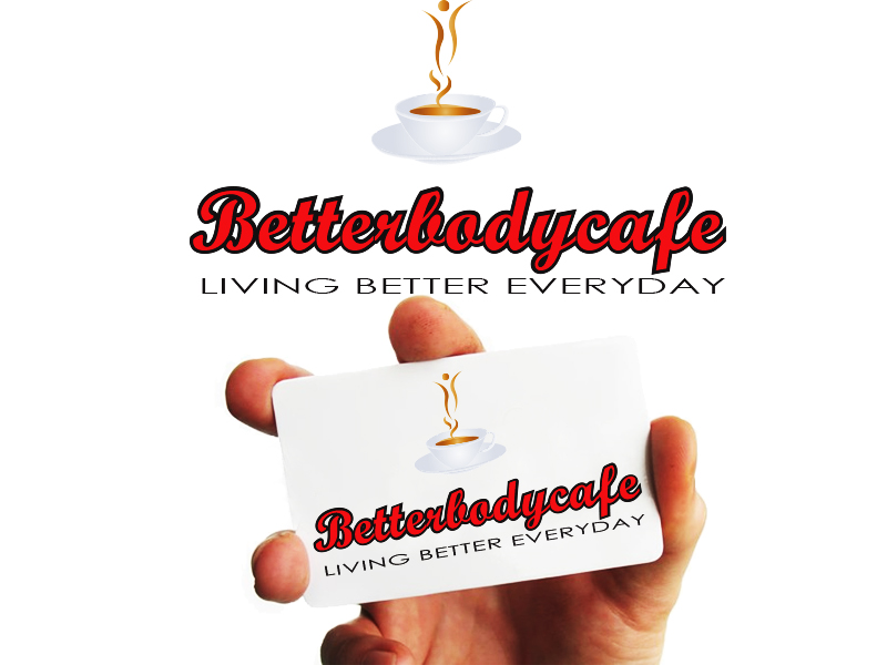 Logo Design by Mythos Designs - Entry No. 96 in the Logo Design Contest New Logo Design for Better Body Cafe.