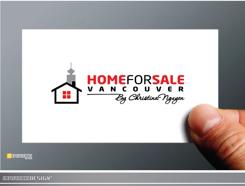 Logo Design by kowreck - Entry No. 131 in the Logo Design Contest New Logo Design for HomeForSaleVancouver.
