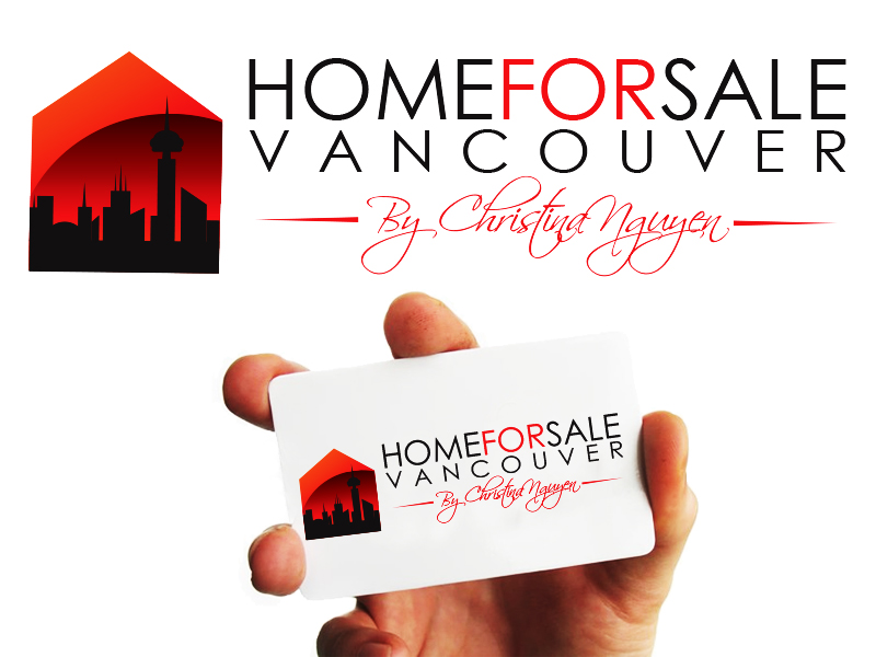 Logo Design by Mythos Designs - Entry No. 133 in the Logo Design Contest New Logo Design for HomeForSaleVancouver.