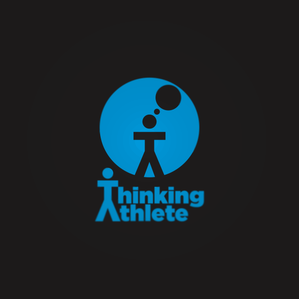 Logo Design by Private User - Entry No. 14 in the Logo Design Contest Thinking Athlete Logo Design.