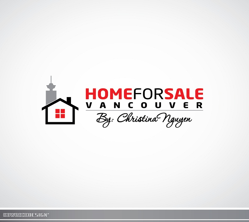 Logo Design by kowreck - Entry No. 134 in the Logo Design Contest New Logo Design for HomeForSaleVancouver.