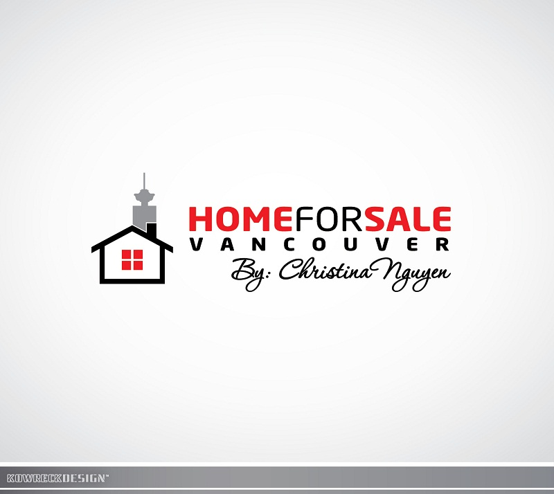 Logo Design by kowreck - Entry No. 135 in the Logo Design Contest New Logo Design for HomeForSaleVancouver.