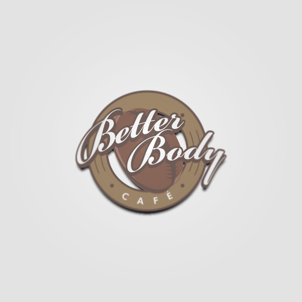 Logo Design by Private User - Entry No. 101 in the Logo Design Contest New Logo Design for Better Body Cafe.