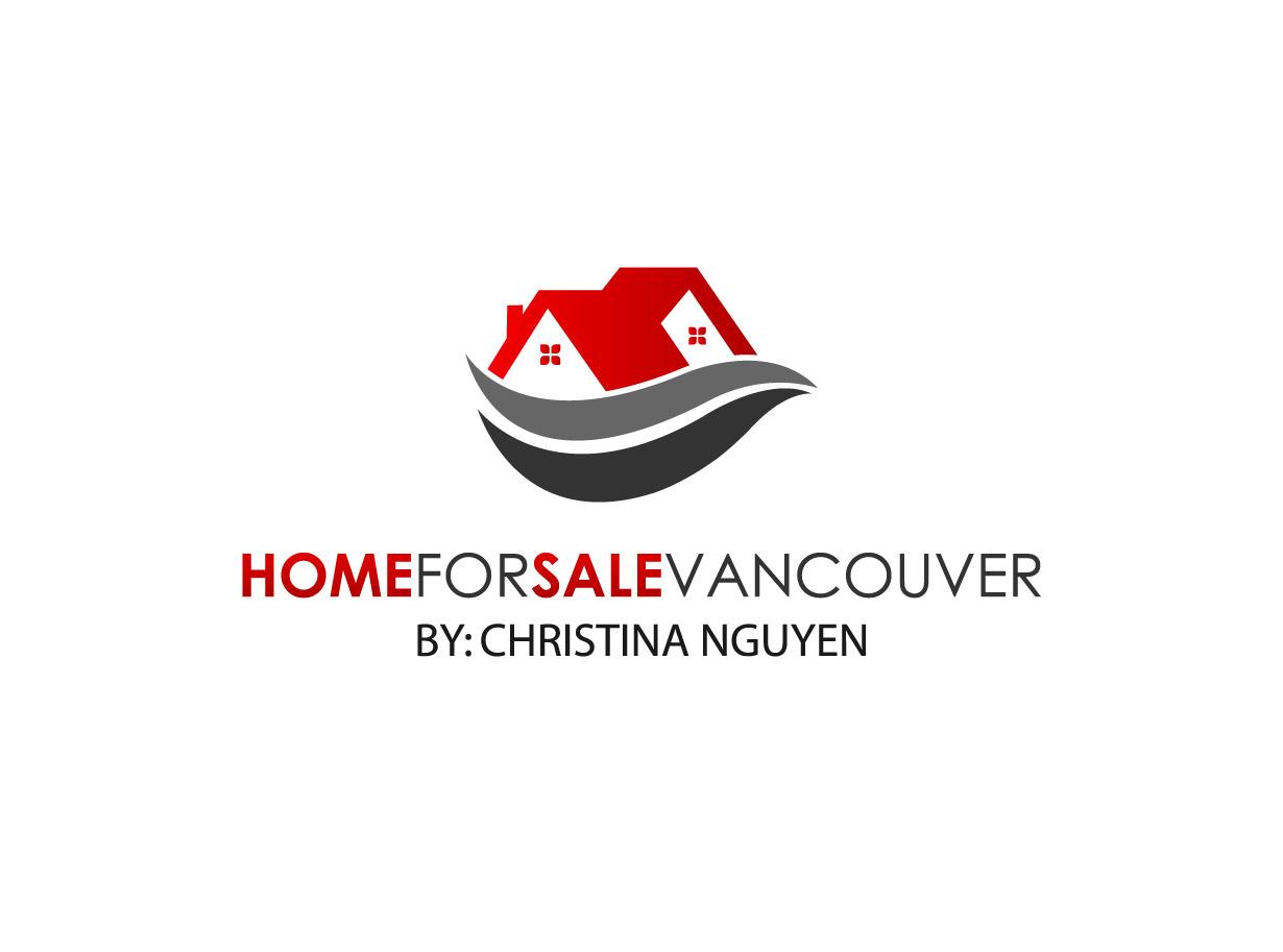 Logo Design by Ika Sari - Entry No. 139 in the Logo Design Contest New Logo Design for HomeForSaleVancouver.
