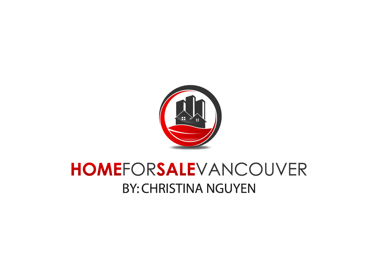 Logo Design by Ika Sari - Entry No. 141 in the Logo Design Contest New Logo Design for HomeForSaleVancouver.