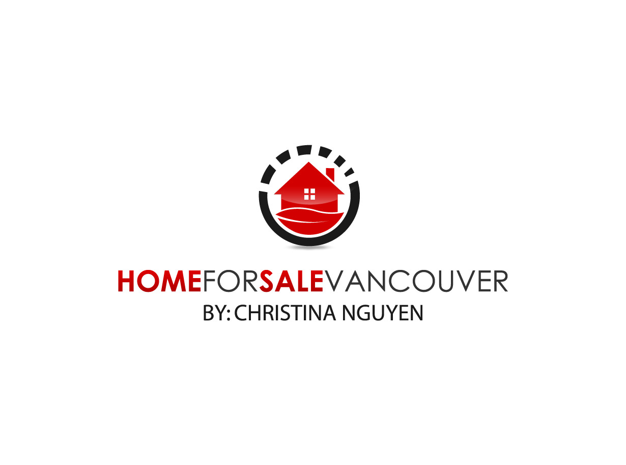 Logo Design by Ika Sari - Entry No. 142 in the Logo Design Contest New Logo Design for HomeForSaleVancouver.