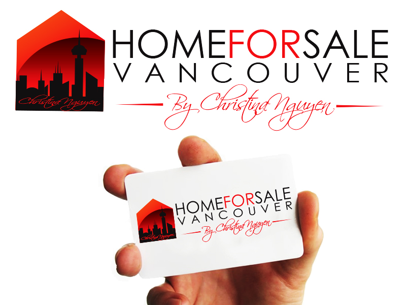 Logo Design by Mythos Designs - Entry No. 143 in the Logo Design Contest New Logo Design for HomeForSaleVancouver.