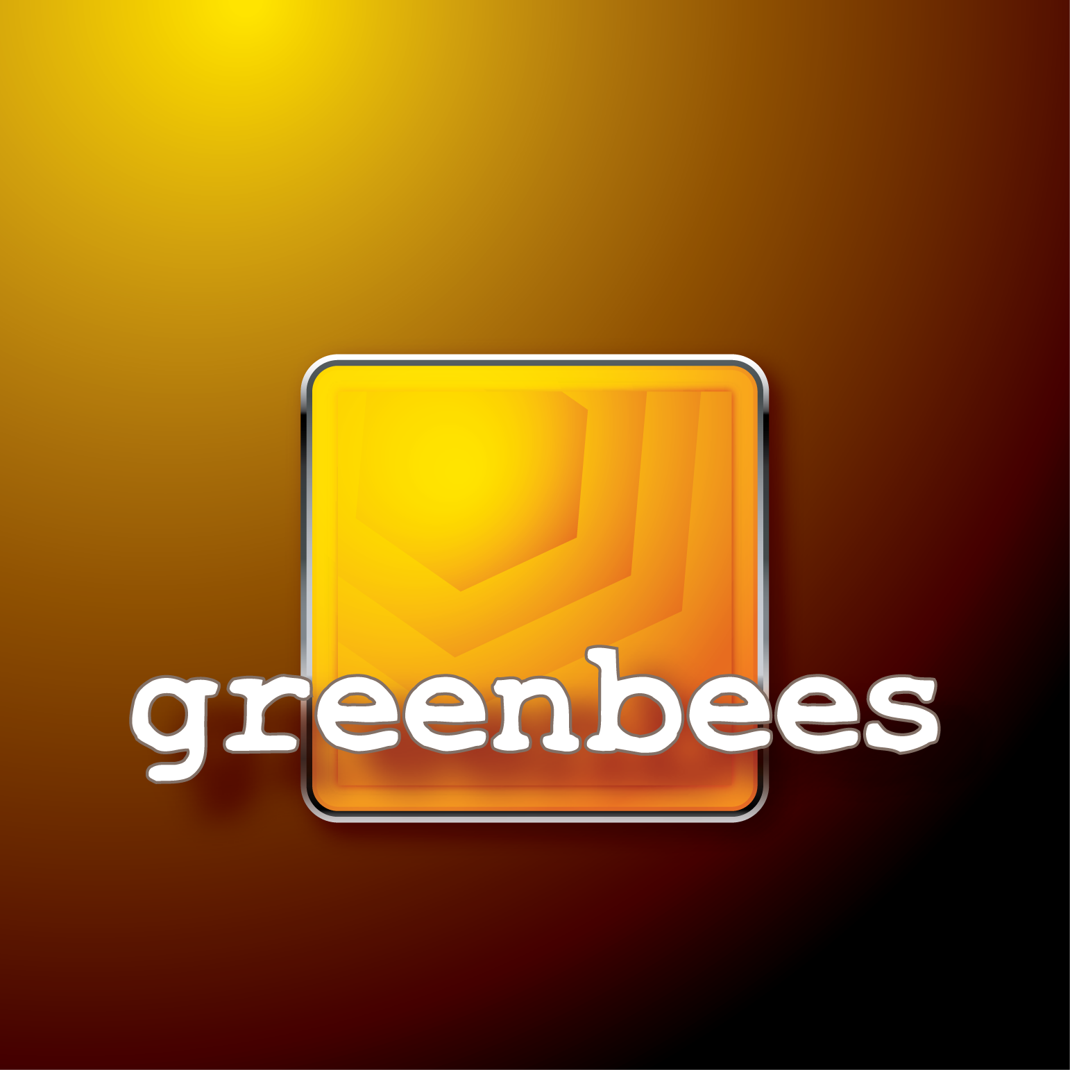 Logo Design by Teresa Abney - Entry No. 267 in the Logo Design Contest Greenbees Logo Design.
