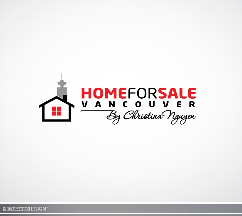 Logo Design by kowreck - Entry No. 144 in the Logo Design Contest New Logo Design for HomeForSaleVancouver.
